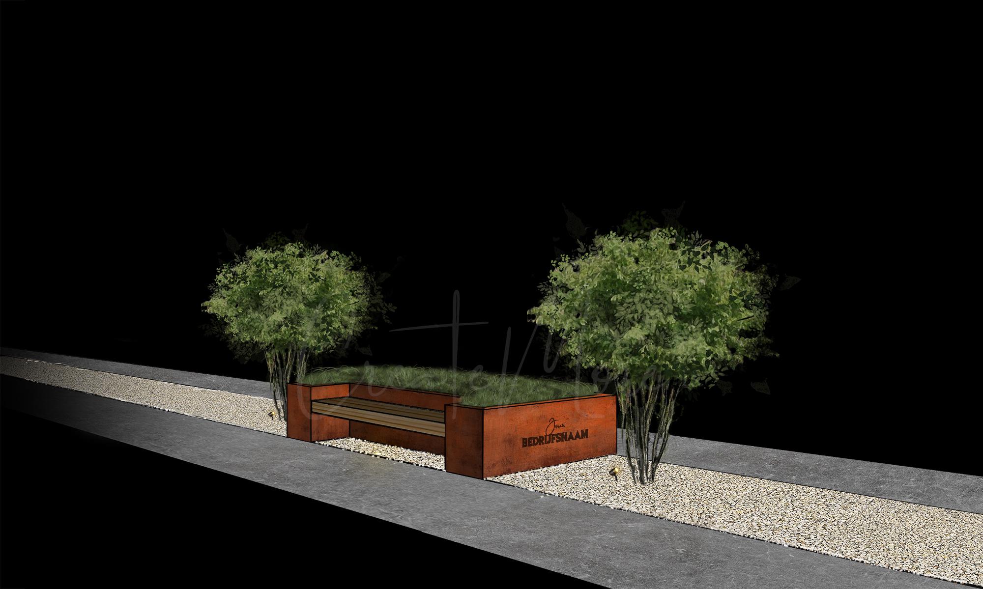 Maartje van Driesten Hagens ontwerpster in tuinbranche bouwsector